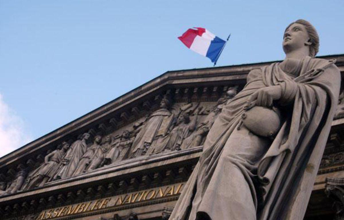 Vue de l'Assemblée nationale. – AFP