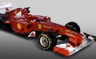 Ferrari a dévoilé vendredi matin sur son site internet, à cause de la neige à Maranello, sa nouvelle F2012 avec laquelle l'écurie italienne de Formule 1 compte bien faire beaucoup mieux qu'en 2011: 3e du championnat, avec au passage une seule victoire en Grand Prix pour la F150°.
