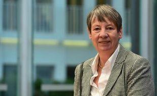La ministre allemande de l'Environnement, Barbara Hendricks, le 14 octobre 2015 à Berlin