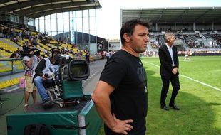 Fabrice Ribeyrolles a entraîné La Rochelle entre 2011 et 2014.