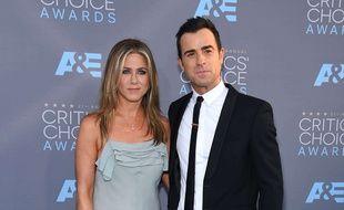 Jennifer Aniston et Justin Theroux ont annoncé leur divorce .