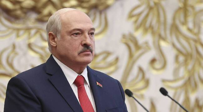 L'UE refuse de reconnaître Loukachenko comme président