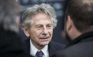 Le réalisateur Roman Polanski au festival du film de Zurich le 2 octobre 2017