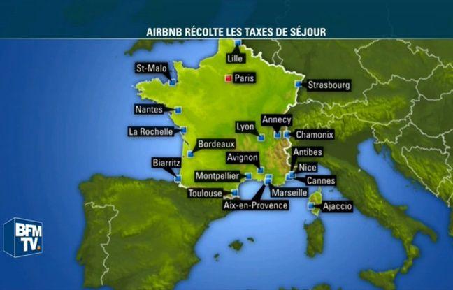 BFM TV a légèrement déplacé Toulouse.