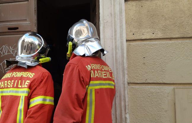 Marseille: Des passants escaladent une façade et sauvent trois enfants d'un incendie