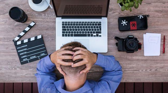 Santé au travail: Un actif sur cinq risque de développer un trouble mental en lien avec son emploi