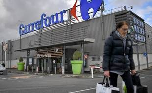 Le magasin Carrefour de Nantes (image d'illustration).