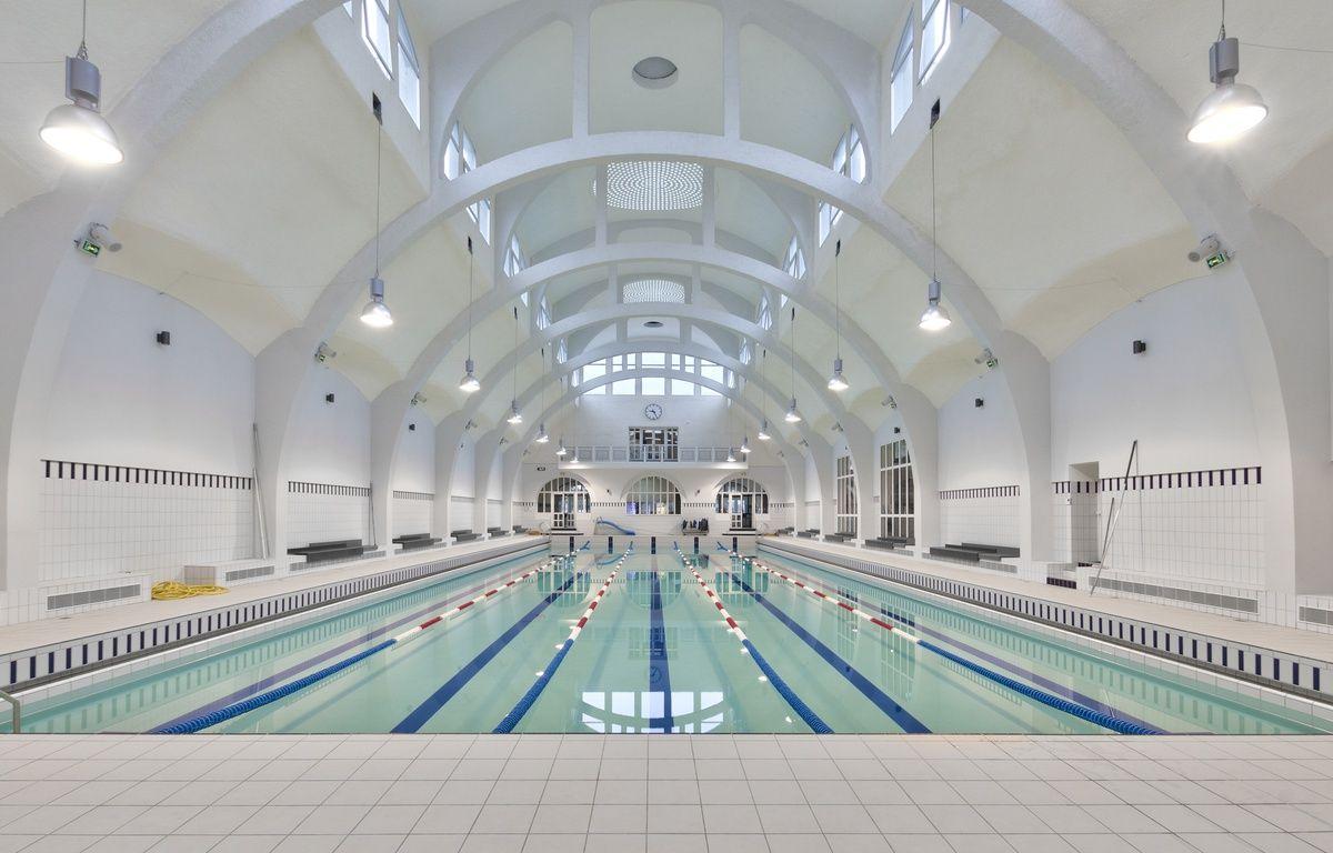 A l'automne prochain, un datacenter s'installera au sous-sol de la piscine de la Butte aux Cailles pour contribuer à maintenir l'eau de ce bassin à bonne température. – Photo Stimergy