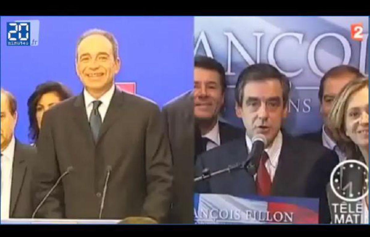 Zapping de la soirée électorale pour la présidence de l'UMP. – 20 MINUTES