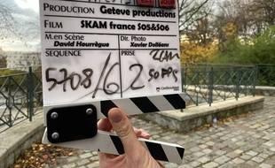 « 20 Minutes» était sur le tournage des saisons 5 et 6 de « Skam France ».