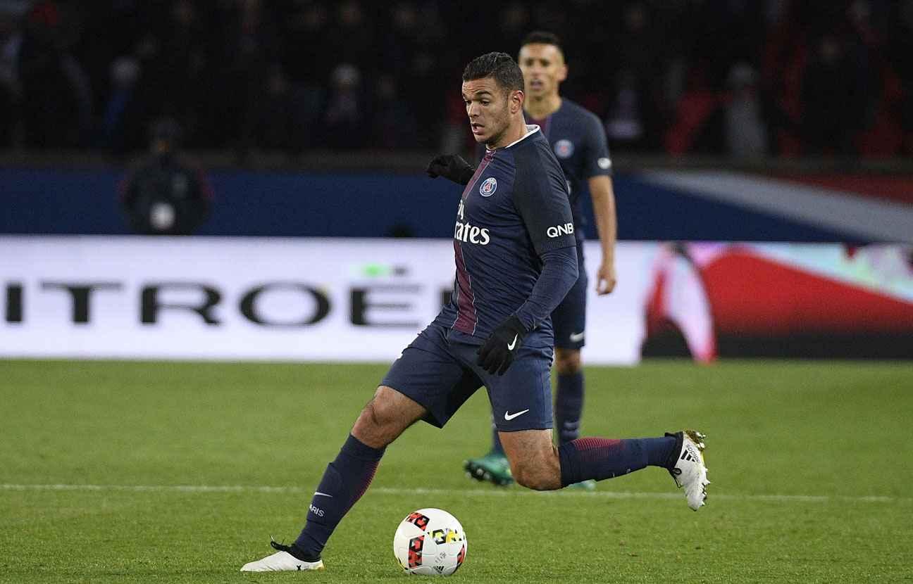 Ligue 1: Ben Arfa titulaire avec le Paris SG face à Lyon