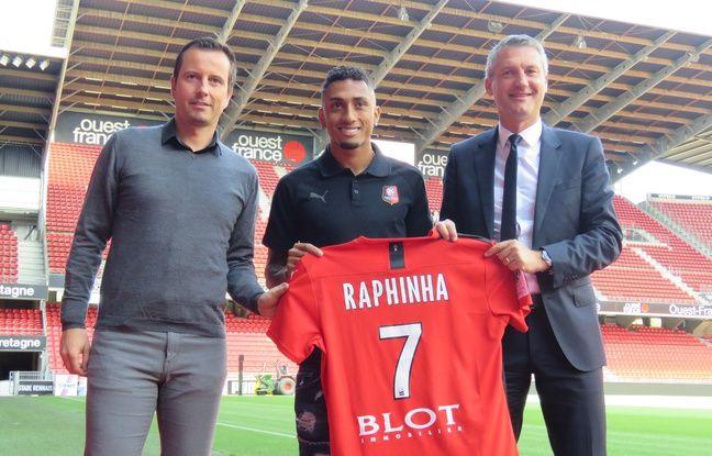 Mercato Stade Rennais: Qui est Raphinha, l'ailier brésilien qui valait plus de 20millions d'euros?
