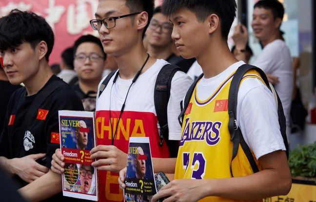 Chine: La TV d'Etat prédit un «châtiment» pour le patron de la NBA