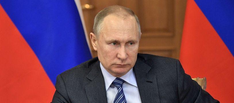 Poutine n'a pas demandé au roi Salman de construire une église orthodoxe en Arabie Saoudite.