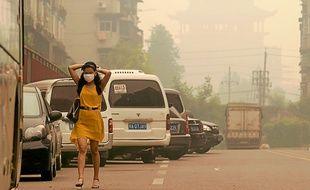La France conseille les autorités de Wuhan (centre de la Chine), ici en 2012.