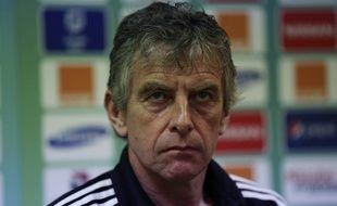 Christian Gourcuff est de retour au Stade Rennais, 14 ans après en avoir été évincé...