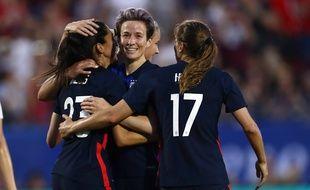 Megan Rapinoe et ses coéquipières championnes du monde de football. (archives)