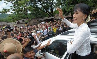 La Birmane Aung San Suu Kyi, prix Nobel de la paix, se rendra en France du 26 au 29 juin, à l'invitation du président François Hollande, a annoncé mardi l'Elysée dans un communiqué.