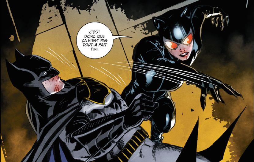 Batman – Dark Knight Returns nouvelle édition.