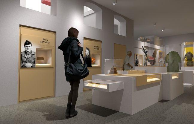 Le musée présentera plus de 300 objets du quotidien témoignant de la vie sous l'Occupation.