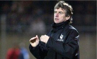 L'entraîneur de Lorient Christian Gourcuff aurait été sollicité par les dirigeants du FCN.