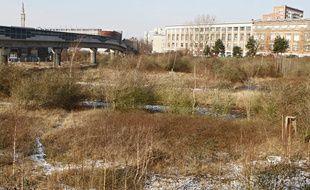Exemple de friches environnementales.