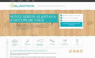 Le site Alantaya génère des recettes en s'adaptant aux régimes spécifiques.