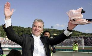 Didier Deschamps à Arezzo le 25 mai 2007.