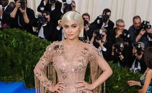 Kylie Jenner au Met Gala