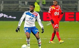 Arnold Mvuemba pourrait être titularisé, ce dimanche, à Reims.