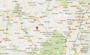 Rambersvillers (Vosges).