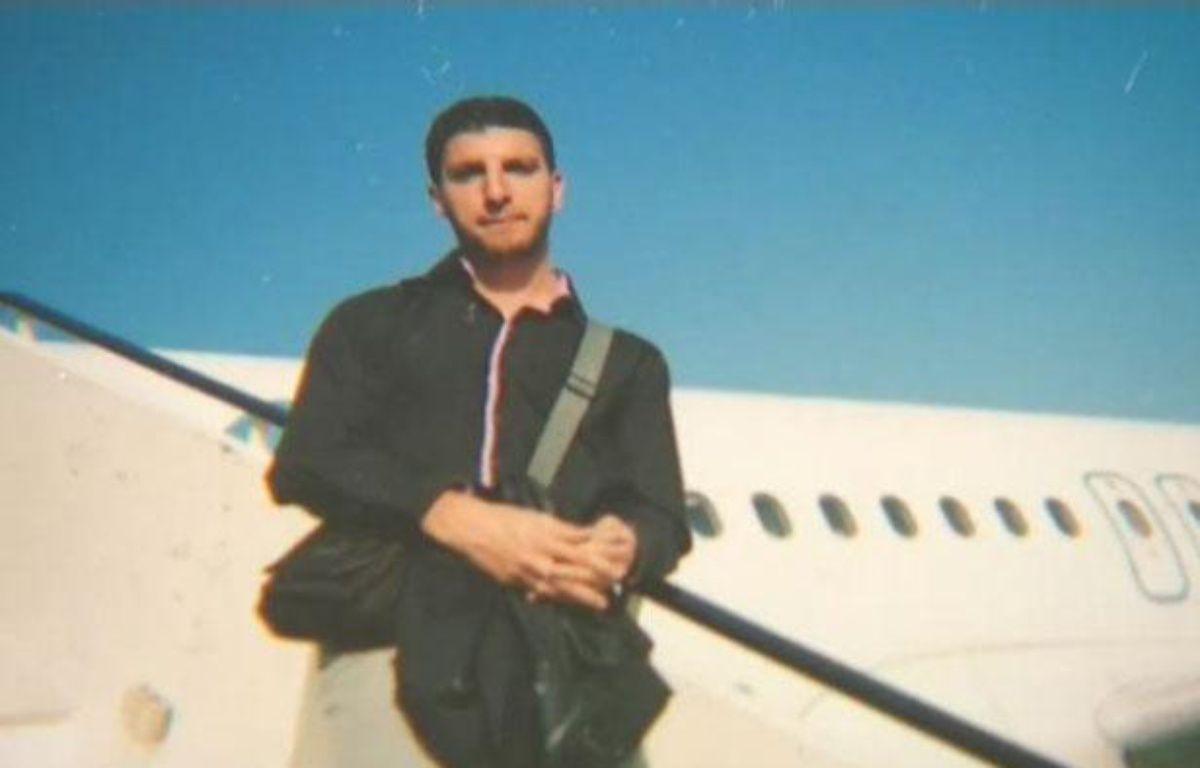 Rachid Alamin, emprisonné au Maroc depuis novembre 2011 – Capture d'écran d'un sujet de France 3