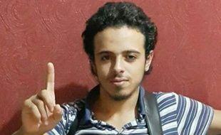 Photo non datée d'un des kamikaze Bilal Hadfi, qui s'est fait exploser devant le Stade de France