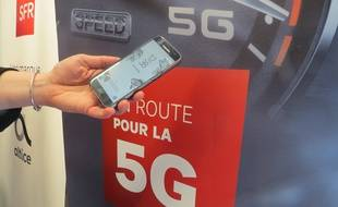 SFR lance la 5G à Nantes (illustration)