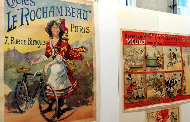 Le musée de l'affiche de Nantes est ouvert depuis le 30 mai 2019.