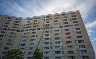 Trois personnes d'une même famille sont mortes dans l'incendie des Lauriers à Marseille