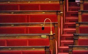 La séance télévisée des questions d'actualité au gouvernement à l'Assemblée a été boycottée mercredi - fait inédit depuis sa création en 1974 - par les députés PS, qui entendent protester contre l'attitude du gouvernement et de la majorité sur la réforme du travail parlementaire.