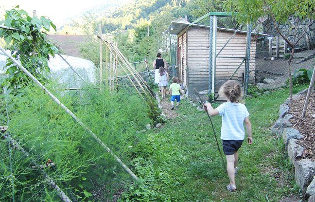 Rennes: Un projet d'école alternative en pleine nature est en train de germer
