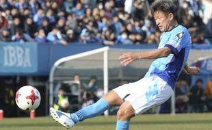 Miura est une légende au Japon