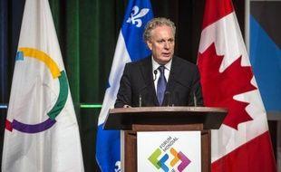 L'annonce en a été faite mercredi par le Premier ministre Jean Charest qui s'est rendu chez le lieutenant-gouverneur du Québec, représentant de la couronne britannique, pour lui demander de dissoudre le parlement provincial.