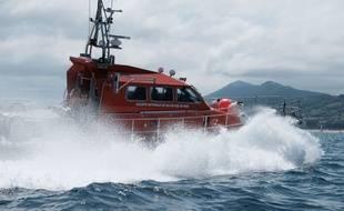 Un bateau de sauvetage de la SNSM (illustration).