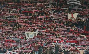 Supporters de Guingamp