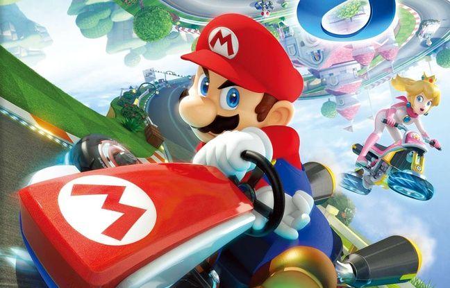 Mario Kart: Google Maps propose des itinéraires aux couleurs du jeu vidéo pour le «Mario Day»