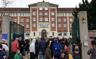 Une cinquantaine de personnes sont hébergées au Grand séminaire de Lille.