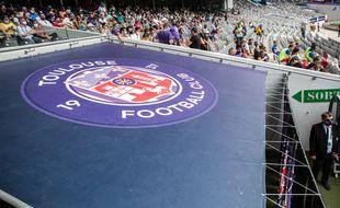 Le Stadium de Toulouse lors du match de Ligue 2 entre le TFC et Dunkerque, le 22 août 2020.