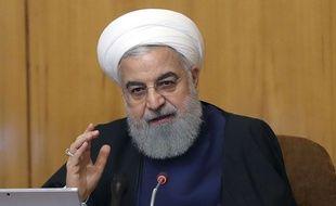 Le président iranien Hassam Rouhani.