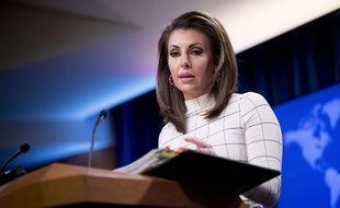 Morgan Ortagus, porte parole du gouvernement américain a appelé  la communauté internationale à ne pas