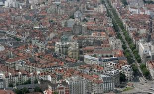 Grenoble (illustration).