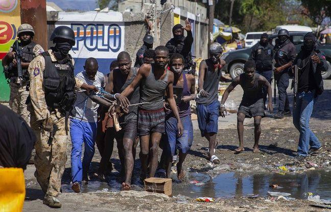 Haïti: Vingt-cinq morts dans une évasion de prison jeudi, encore 200 prisonniers recherchés