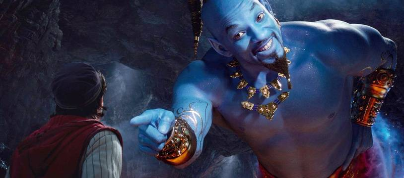 Will Smith dans «Aladdin» de Guy Ritchie